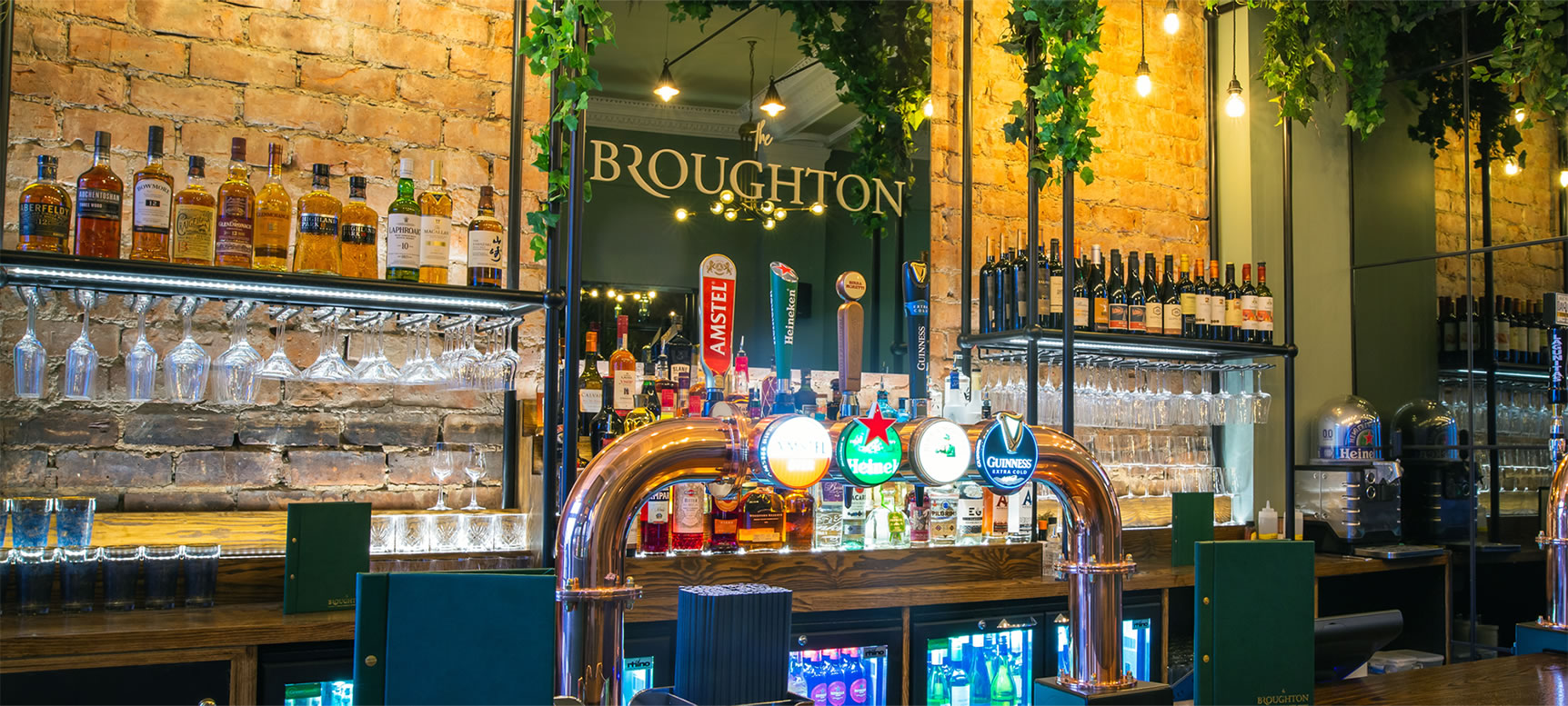 The Broughton Bar Edinburgh